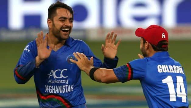 Rashid Khan hat trick helps Afghanistan sweep Ireland 3-0 in t20 series