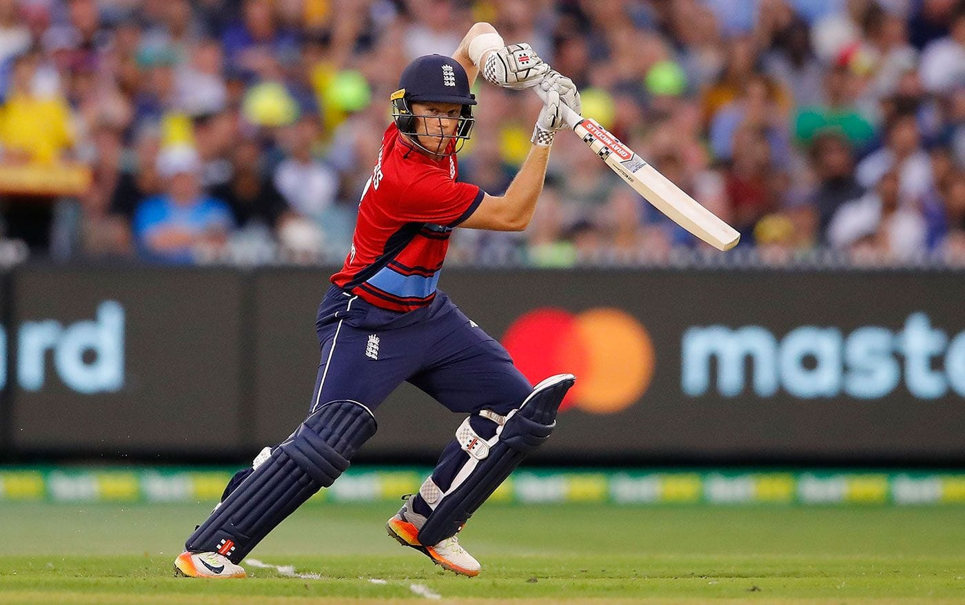 Sam Billings hopes to use England T20Is, IPL as audition for World Cup