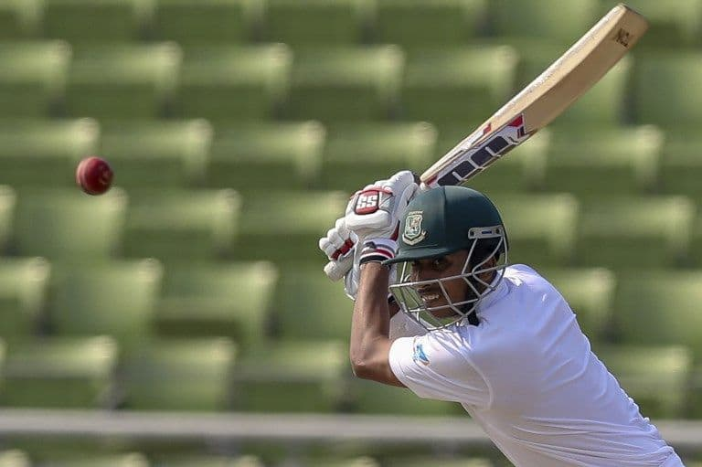 Soumya Sarkar added to Bangladesh Test squad with Shakib doubtful