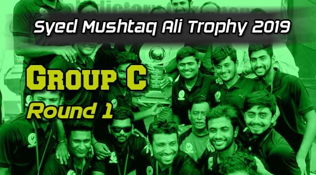Syed Mushtaq Ali Trophy Group C