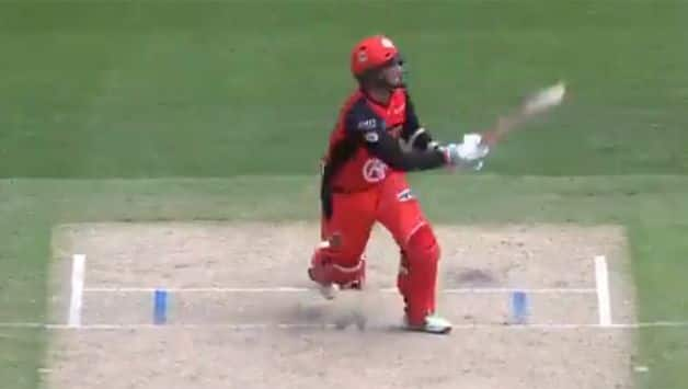 Cooper, Christian lead recovery as Melbourne Renegades post