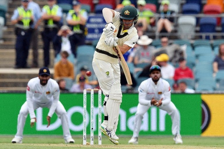 2nd Test: Joe Burns, Travis Head steady Australia after early stumble