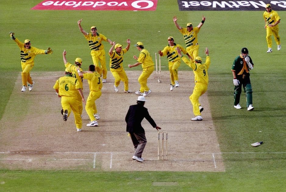 'I missed the fricking ball': Lance Klusener on the regret of 1999 World Cup semi-final