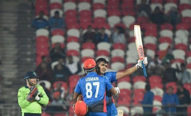 Afghanistan vs Ireland, 2nd T20: Hazratullah Zazai's Scores 162*, Afghanistan to record 278/3
