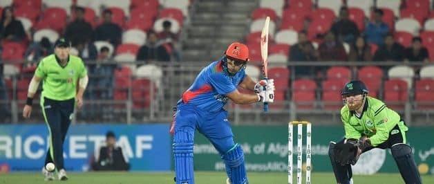 Afghanistan vs Ireland, 2nd T20I, Dehradun : Hazratullah Zazai, Usman Ghani go berserk as Afghanistan smash T20I records