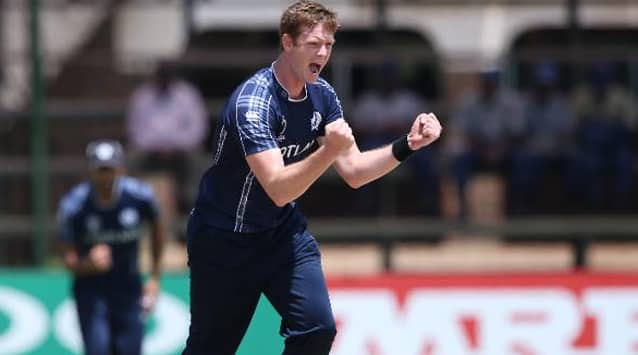 Scotland wreaks havoc on Oman in 1st ODI