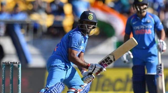 Rayudu put a strong case forward for his place in the marquee event after finishing the India-New Zealand ODI series as the highest run-getter,