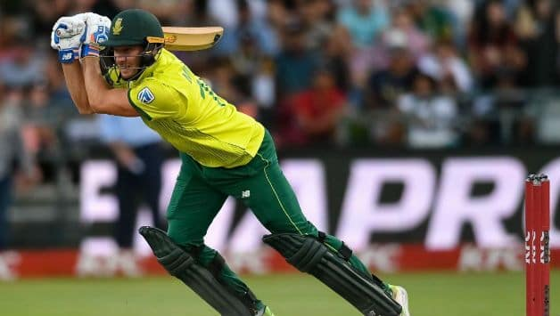 SA vs PAK, 2nd T20I: David Miller fifty help South Africa to set target of 189