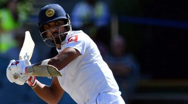 Sri Lanka have dropped skipper Dinesh Chandimal for their tour of South Africa and have named opener Dimuth Karunaratne as the stand-in skipper.