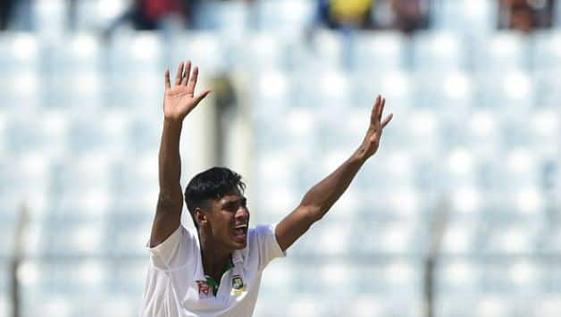Mustafizur Rahman doubtful for Tests series against New Zealand, says Courtney Walsh
