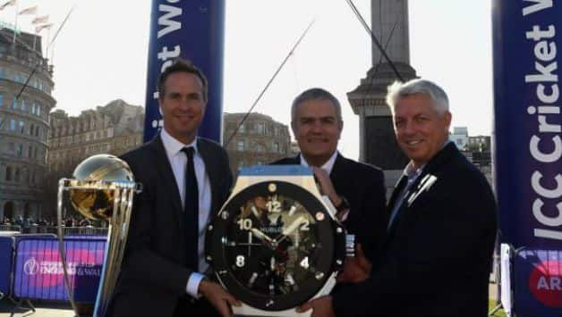 World Cup trophy tour begins in London