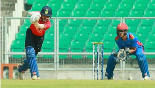 India A and India B sides beat Afghanistan and South Africa to set up final in U-19 Quadrangular one-day tournament