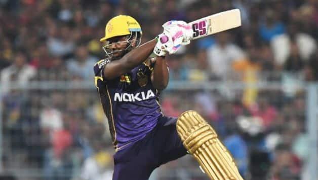 Andre Russell 19 ball 49 run inning help Kolkata win against Hyderabad