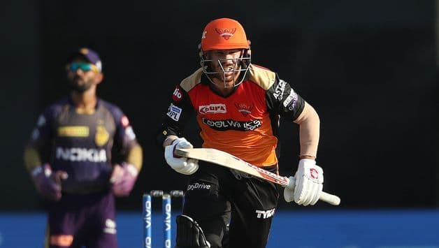 I was a but nervous in the dressing room and kept drinking pickle juice, says David warner
