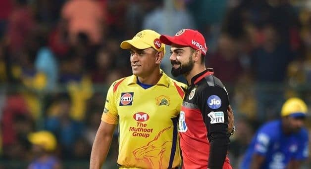 Indian T20 League, Chennai vs Bangalore MS Dhoni wins toss, CSK opt to field against RCB