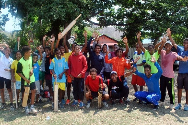 Inspired by Afghanistan, East Timor's cricket culture aims high