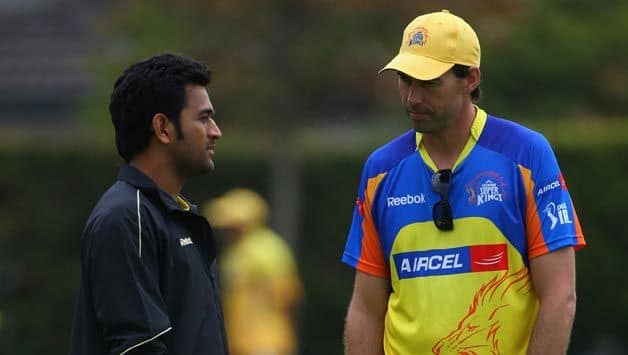 Haven't had discussions about what MS Dhoni will do after World Cup, says Stephen Fleming
