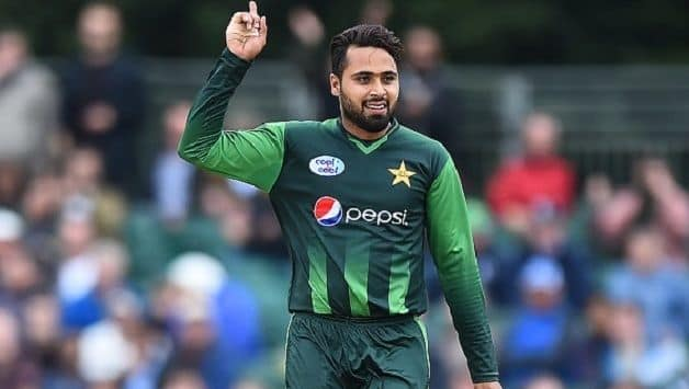 Pakistan vs Australia: Faheem Ashraf rested for the last three ODIs