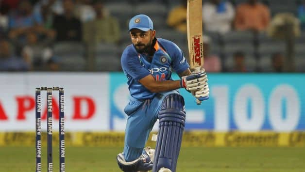 Virat Kohli: I am more than happy to bat at No 4 in ODIs