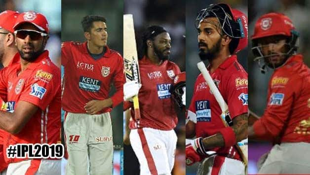 IPL 2019: Kings XI Punjab, Players to watch out