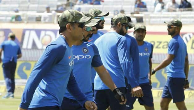 Pakistan demands ICC action against Team India for wearing army cap during Ranchi ODI