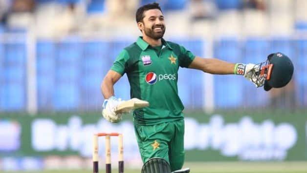 Pakistan vs Australia: Mohammed Rizwan ton guides Pakistan to set 285 runs target