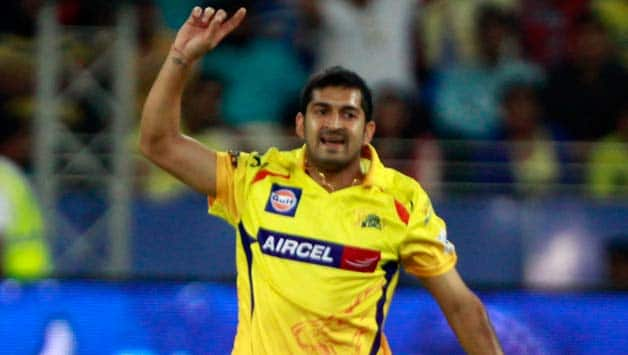 Mahi Bhai tought me to handle pressure: Mohit Sharma