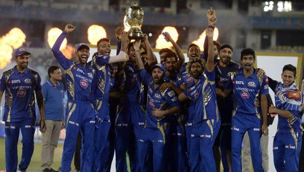 Like CSK, three-time IPL winners Mumbai Indians are chasing a record fourth title.