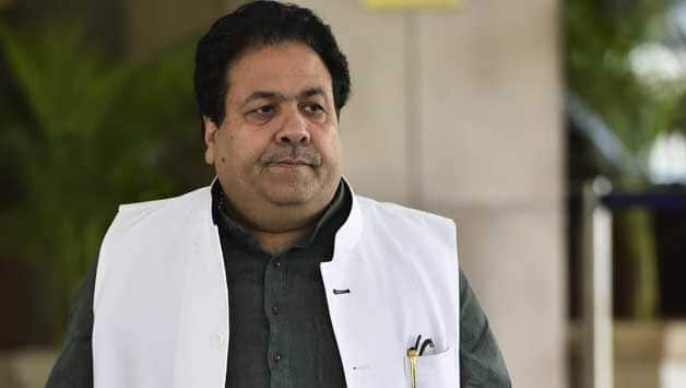 Rajeev Shukla: It had been decided that if non striking batsman steps out bowler as a courtesy will not run him out