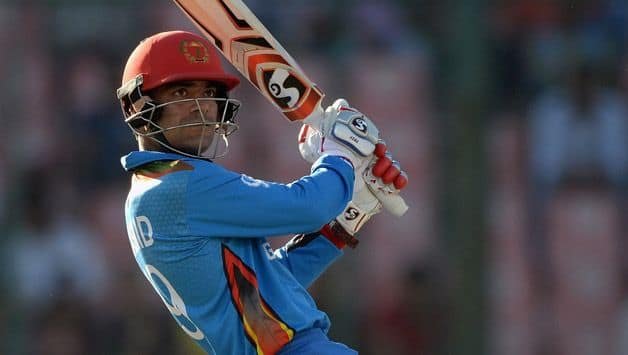 After historic Test victory spinner Rashid Khan showed confidence ahead of World Cup