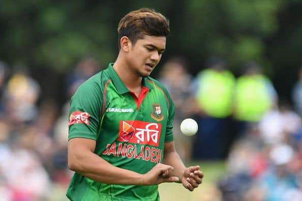 World Cup is my priority because it is my dream: Says Taskin Ahmed