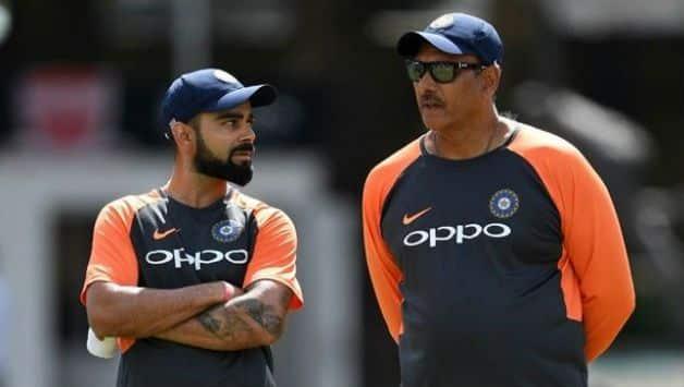 India vs Australia: Virat Kohli says at 99/4, I told Ravi Shastri 'this is good' for us