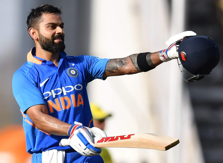 Virat Kohli, Jasprit Bumrah star as India beat Australia in thriller
