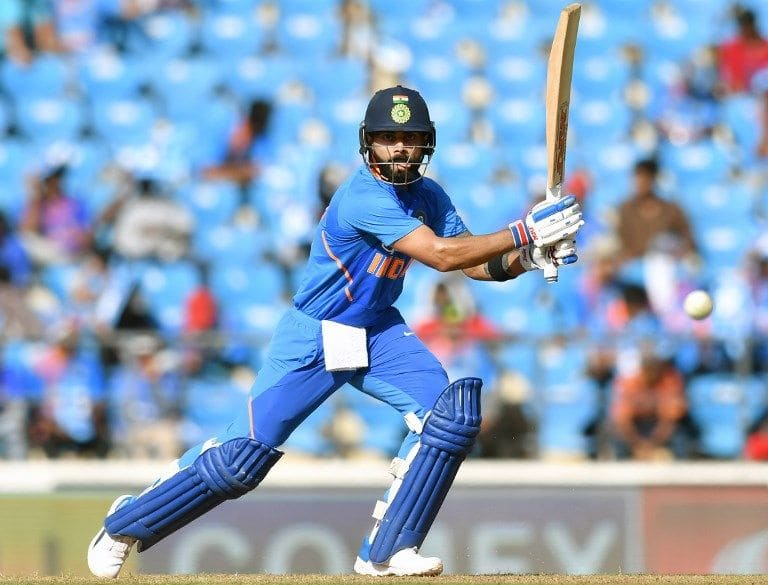 2nd ODI: Virat Kohli's 116 steers shaky India to 250