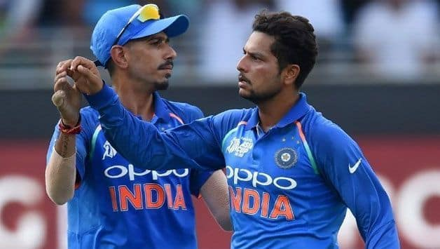 Kuldeep Yadav: Yuzvendra chahal and I haven't shut doors for Ravichandran, Ravindra Jadeja