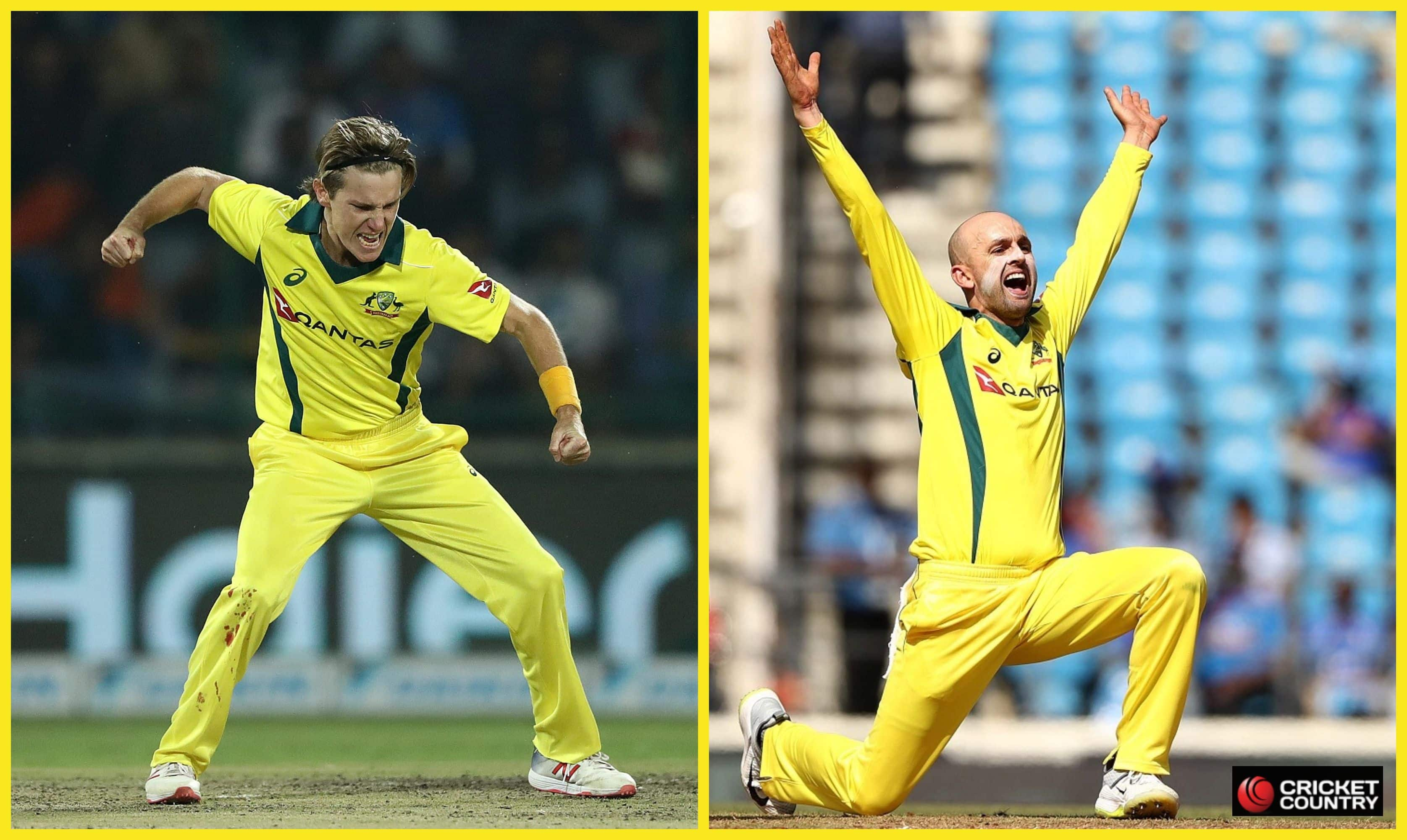Adam Zampa, Nathan Lyon look World Cup-bound: Australia chief selector