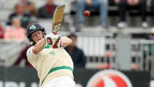 O'Brien keeps Ireland alive after Afghanistan spinners strike
