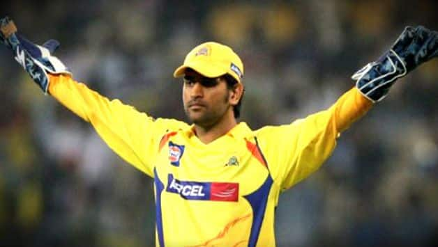 This session may be the last tournament for MS Dhoni as Chennai's captain