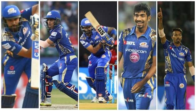 IPL 2019: Mumbai Indians – Players to watch out, eyes on Rohit sharma, Bumrah and Hardik