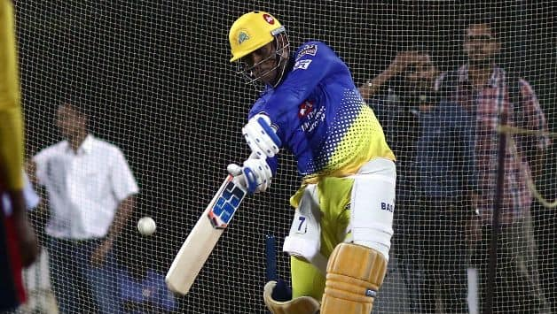Stephen Fleming says MS Dhoni will bat at No 4 for chennai super kings
