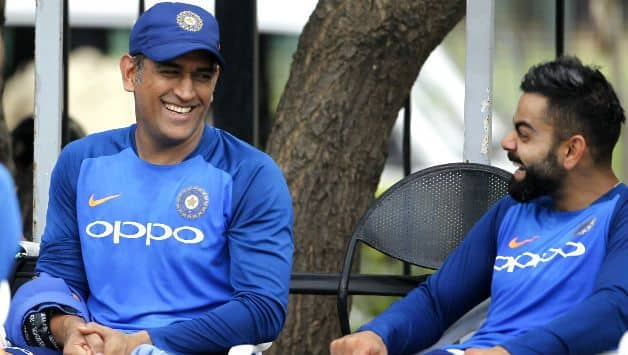 Kohli and Dhoni chemistry is going to help India at World Cup:Sunil Gavaskar