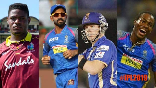 IPL 2019 Rajasthan Royals: Five Players to watch out