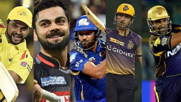 IPL 2019: From Raina to Uthappa, the highest run-getters of the tournament