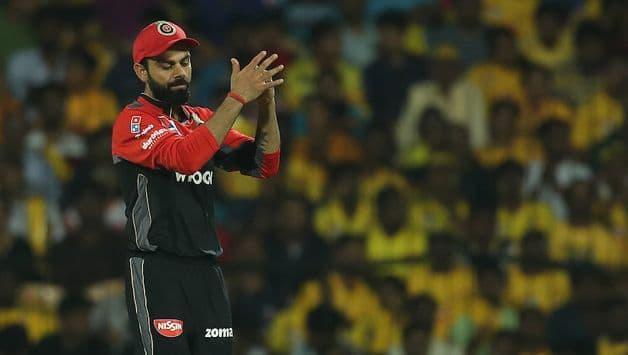 Bangalore's batting failed to click on a slow turner at the Chepauk, with the team being shot down for a mere 70