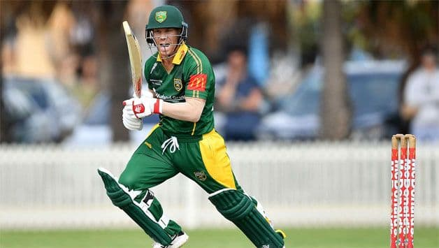 Warner Smacks Century on Return from Elbow Surgery
