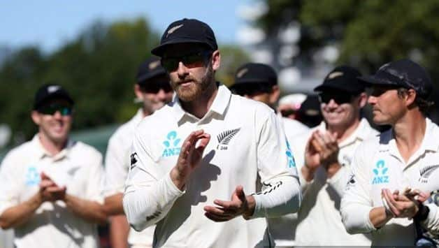 "Williamson lauds New Zealand's ""brilliant performance"""