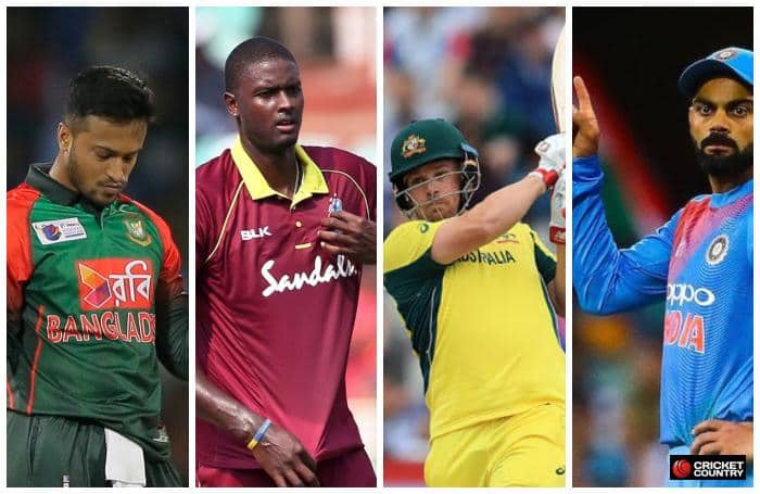 Cricket World Cup 2019: Full list of 10 squads