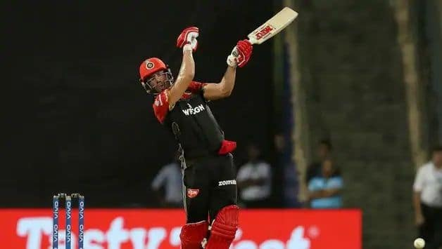 AB de Villiers ruled out of the match