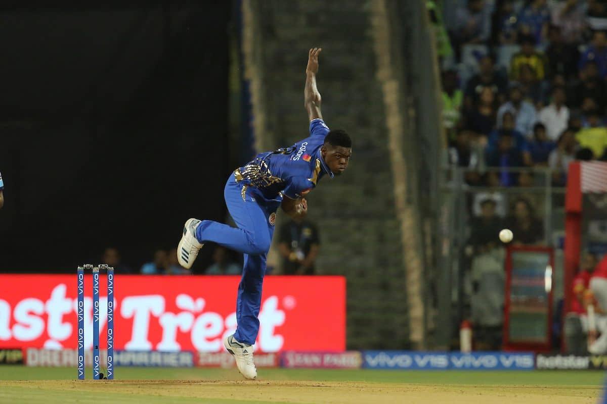 Alzarri Joseph likely to miss remainder of IPL due to injury