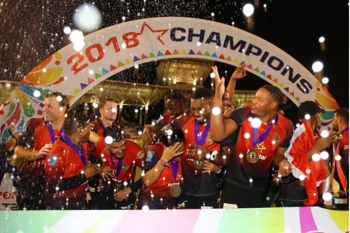 CPL 2019 rescheduled to avoid a clash with India's tour of the West Indies